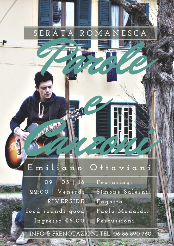 Il Teatro Canzone di Emiliano Ottaviani