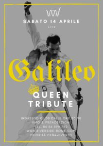 Galileo - Queen Tribute