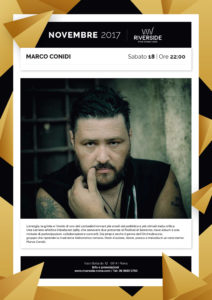 Marco Conidi in concerto