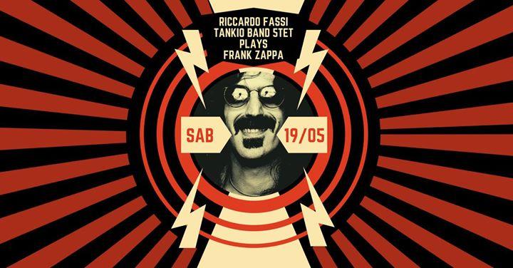 Riccardo Fassi Tankio Band 5tet Plays Frank Zappa