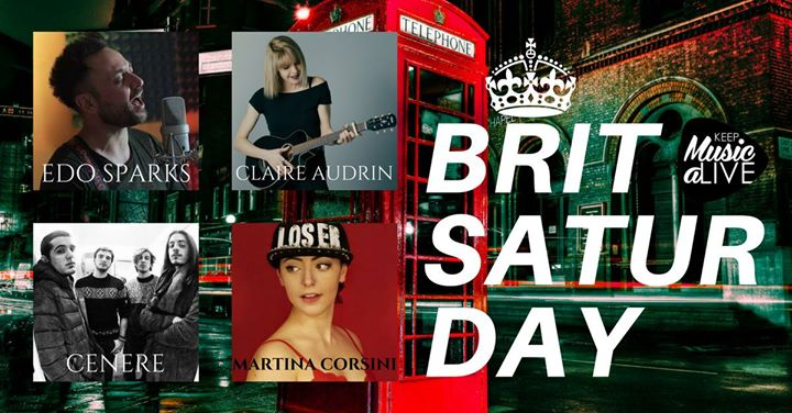 Keep Music Alive - Brit Saturday