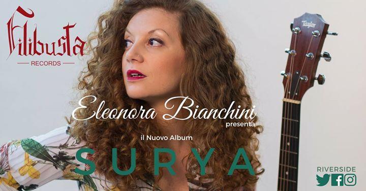 Eleonora Bianchini - SURYA Nuovo Album