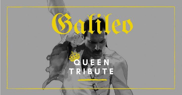 Risultati immagini per galileo queen tribute