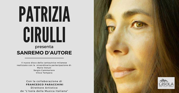 Patrizia Cirulli - Sanremo D'Autore