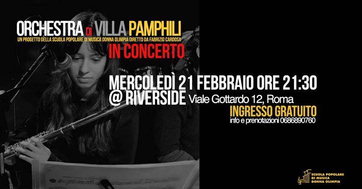 Orchestra di Villa Pamphili - in Concerto