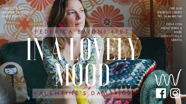 San Valentino - In A Lovely Mood