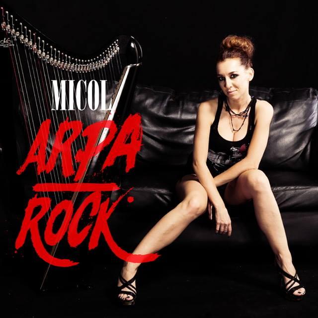 MIcol presenta l'album Arpa Rock