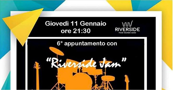 Jam Session at Riverside