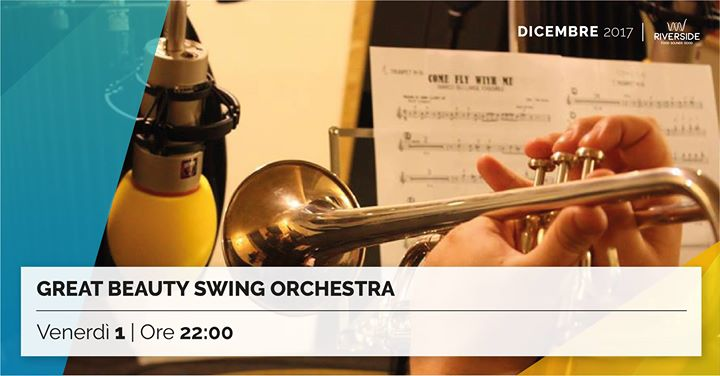 Great Beauty Swing Orchestra live at Riverside