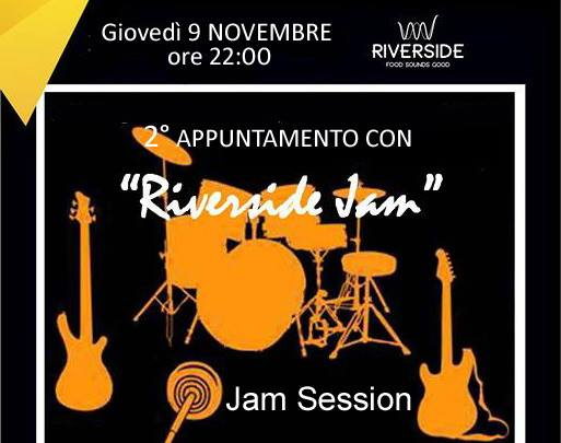 Riverside Jam Session