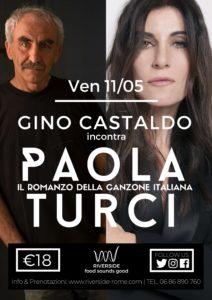 Gino Castaldo incontra Paola Turci