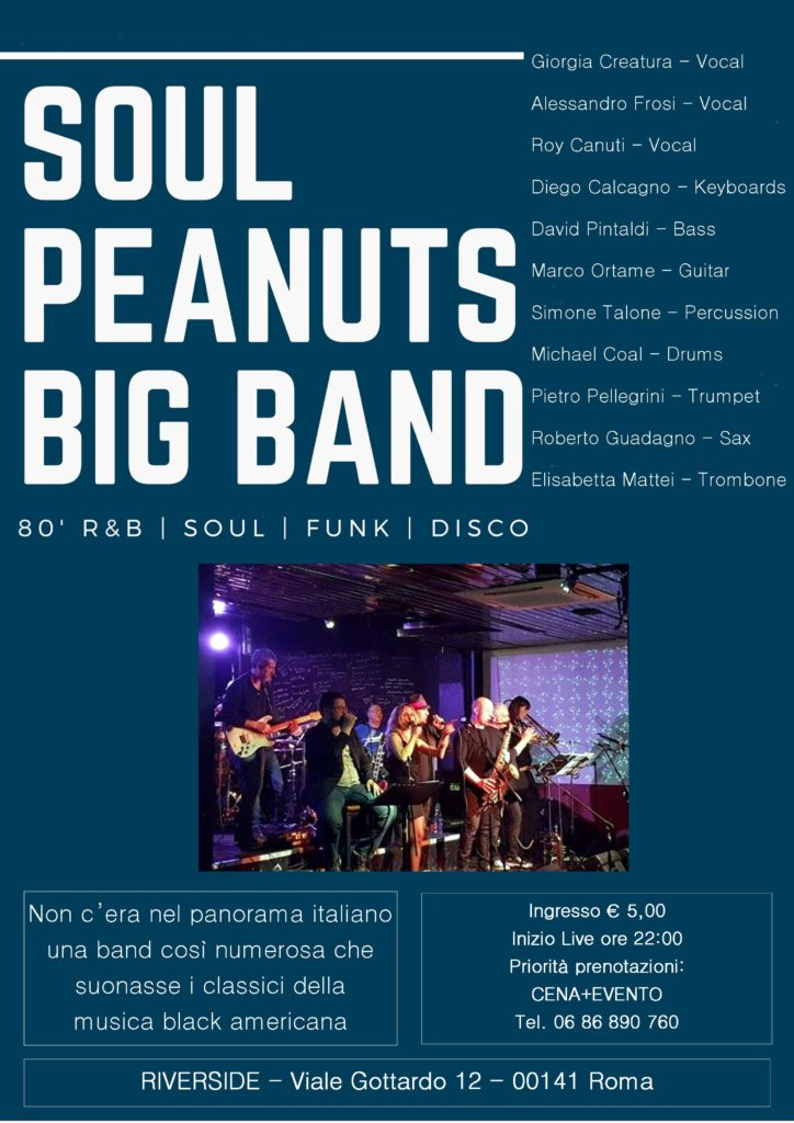 Soul Peanuts Big Band
