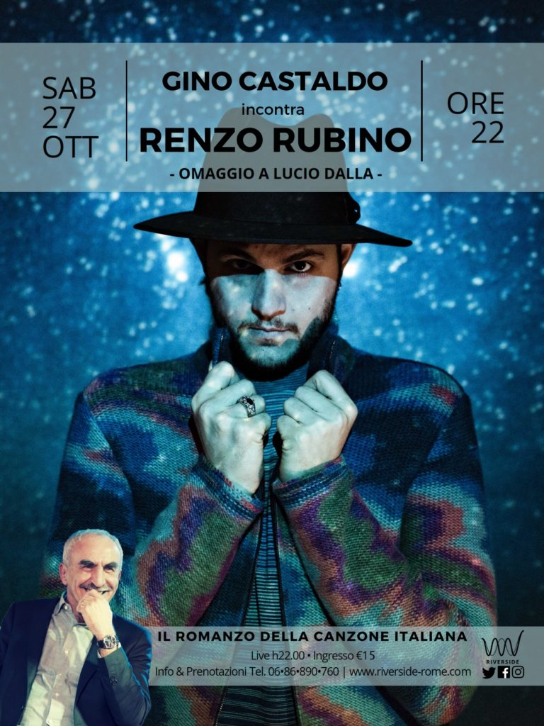 Marco Castaldo presenta Renzo Rubino