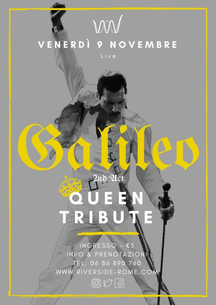GALILEO Queen Tribute