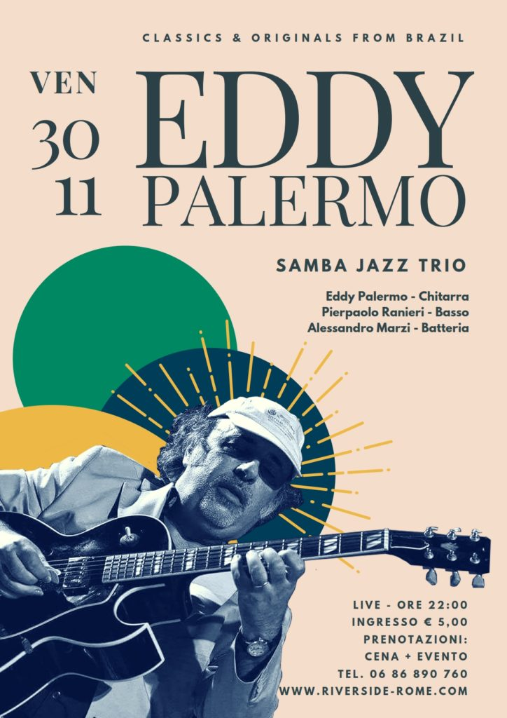 Eddy Palermo - Samba Jazz Trio