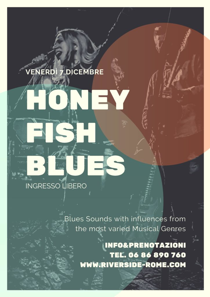 HONEY FISH BLUES