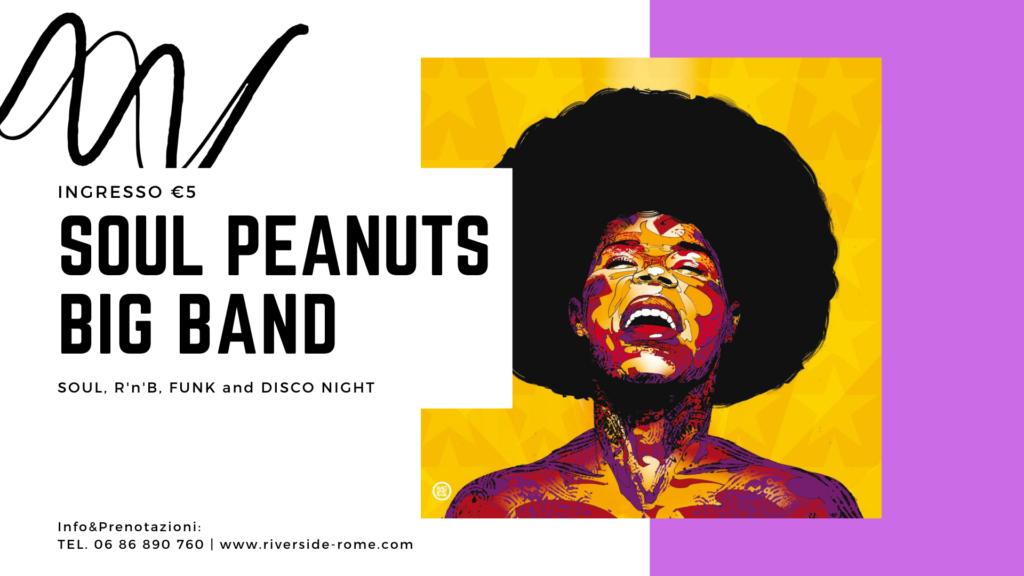 Soul Peanuts Big Band Show